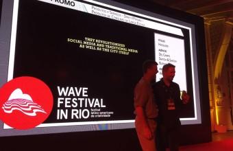 """Sergio Gamboa en Wave Festival: """"El relato de las piezas fue extraordinario"""""""