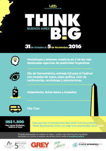 flyer think big