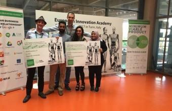European Innovation Academy: Alumna de Publicidad UDD fue distinguida en Italia