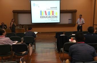 Innovador programa de Publicidad UDD fue protagonista de Summit Internacional de Educación UC