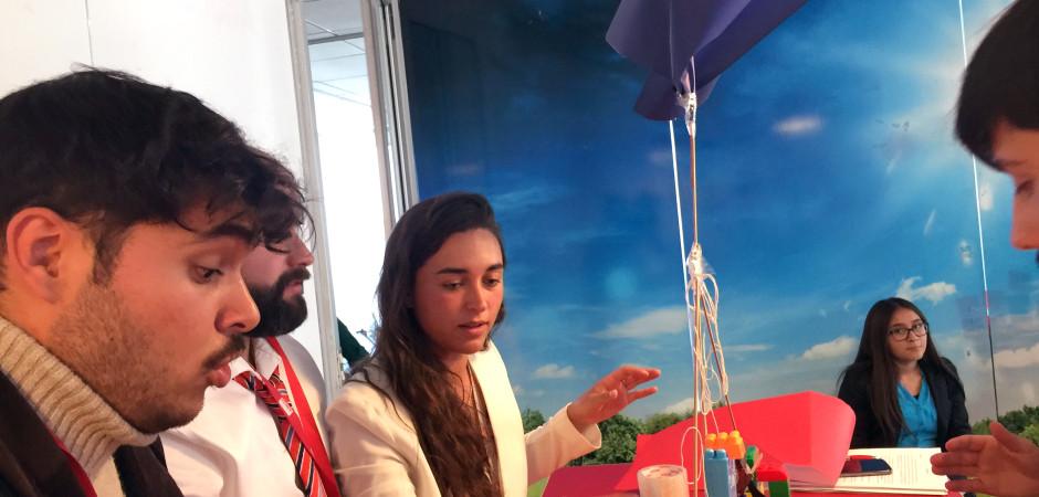 Macarena Rojas - Evento AdeccoEFI 01