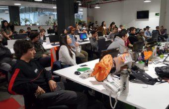 OMD School: alumnos de Publicidad UDD trabajaron con gigante tecnológico