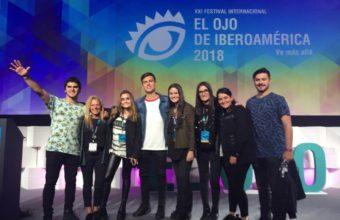 La motivada participación de Publicidad UDD en El Ojo de Iberoamérica