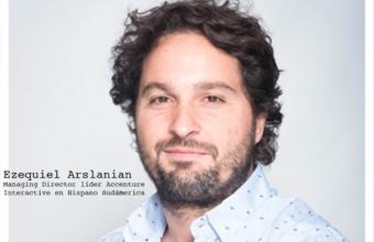 Charla de Ezequiel Arslanian, Managing Director de Accenture interactive